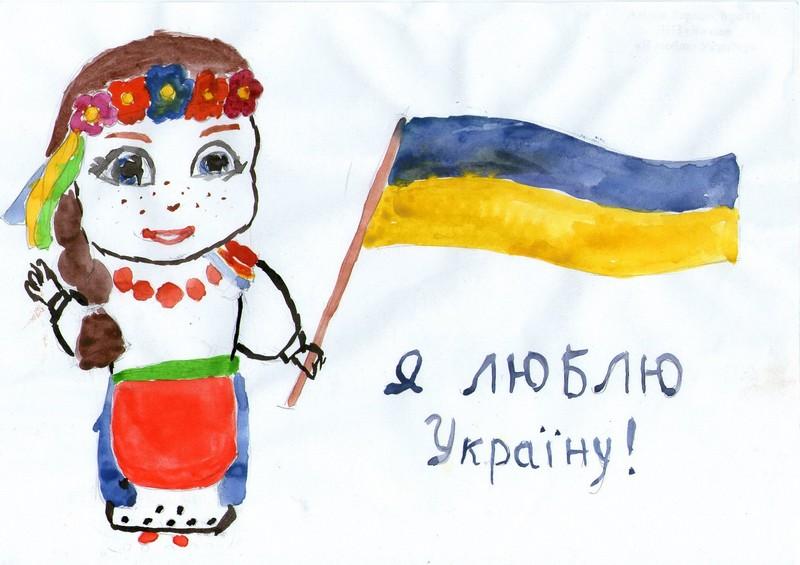 первых картинки на тему украина и россия был